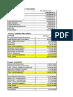 TRABAJO DE, BALANCE GENERAL,ESTADO DE RESULTADO Y PROYECCIONES FINANCIERAS