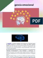 Presentación1. taller 1 Inteligencia emocional
