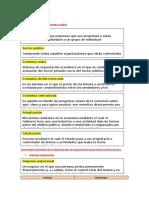 1.2 Tipos de organizaciones