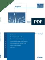 2009 CIO Agenda ExecSum
