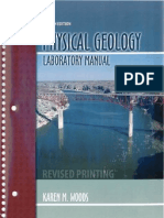 Physical Geology - Laboratory Manual 4th Ed by Karen M. Woods