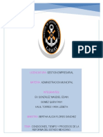 CONDICIONES, TIEMPO Y PROCESOS DE LA REFORMA DEL ESTADO MEXICANO..docx