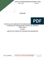 MACO - RVSM rev02