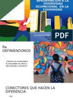 APROXIMACION a LA COMUNIDAD COLOMBIA
