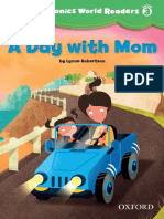 Oxford Phonics World Readers a Day With Mom L3