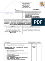 Planeación Artes 1 (2.- Trim