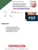 ARTRITIS REUMATOIDE123