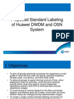 Globe Telecoms Lebeling Format DWDM and OSN (Starting March 1, 2010)