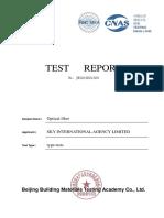 Lab Test Report for Optical Fibre - Jorge.pdf