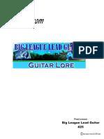 guitar-lore