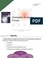 4- ITIL V3 - Conception Du Service v0.52