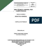 Didactica General UNIFICADA