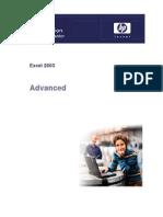 Excel - Advanced