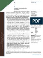 JPM US Equity Outlook 2011