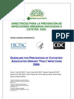 Infecciones Dl Tracto Urinario CDC