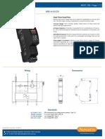 SFD1-6-10-275 Datasheet