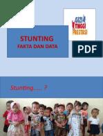 STUNTING FAKTA&DATA -TPID2019