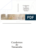 cuadernos de tipografia 1