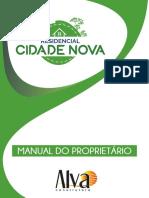 MANUAL-PROPRIETÁRIO CASA