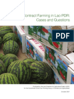 Contract Farming Laos LEAP Fullbrook 2007