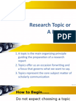 Research Topic or a Problem.pptx