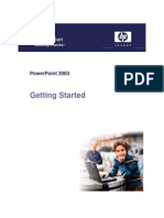 Power Point - Getting Started