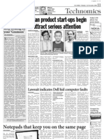 Grameen in Healthcare - A Dose of IT - 22 Nov 2010 - Asian Age - Page 11 - Kapil Khandelwal - EquNev Capital