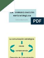 la comunicacion estrategica