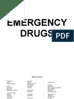 1.Emergency Drugs Group9b