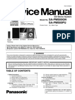 9441_Panasonic_SA-PM500_Sistema_audio_estereo_CD-iPOD-USB_Manual_de_servicio