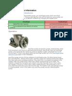 Axial Flow Pumps Information