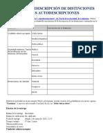 ACTIVIDAD 8 DESCRIPCIÓN DE DISTINCIONES EN LAS AUTODESCRIPCIONES ENTREGA  08 JUNIO 2019  TSC 10