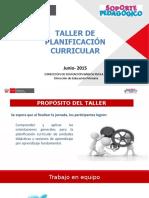planificacion-curricular-2015.ppt