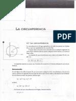 4.- Circunferencia