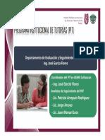 Tutorias IPN