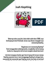 Kisah Kepiting