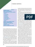 Aphasia and Aphasic Syndromes, Neurourology rehabilitation.pdf