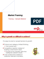 CME 104 Market Framing Course Sample Materials Alm