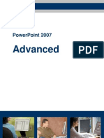 Power Point 2007 Advanced