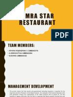 LIMRA STAR RESTAURANT.pptx