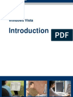 Vista Introduction