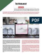 Article Cocktail Malibu