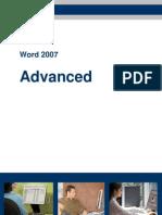 Word2007 Advanced