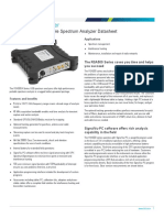 RSA500A-Real-Time-Spectrum-Analyzer-Datasheet-37W603800