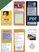 Leaflet/ ADHD (terapi wicara)
