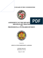 LAFD PSD MANUAL