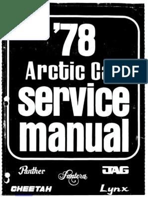 NOS Arctic Cat 5/' speedo cable 0136-027 Pantera Lynx