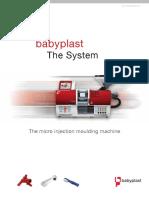 Ficha técnica 610P BabyPlast
