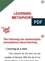learningmetaphors-140616073953-phpapp01