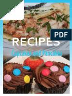 Cupcakes and Pancakes Recipes eBook(2)